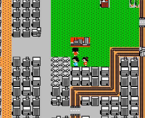 ゲームオアシス-レトロゲーム-ラサール石井のチャイルズクエスト-07