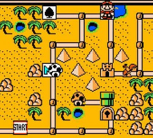 ゲームオアシス-レトロゲーム-ファミコン版マリオ3ワールド2攻略-07